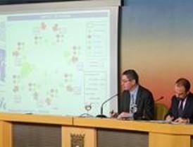 El Ayuntamiento propone 54 lugares para construir 30 estacionamientos disuasorios