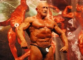 Manuel Valbuena, campeón del mundo de culturismo