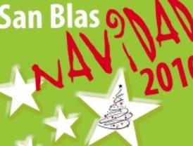 El distrito de San Blas ofrece actividades navideñas para todos los gustos