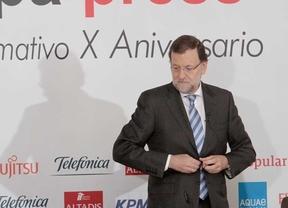 Rajoy no quiere que le muevan la silla: