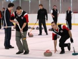 Valdemoro acoge el Campeonato de España de Curling