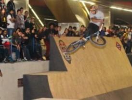 Saltos imposibles sobre Chamartín
