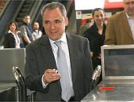 Simancas promete la construcción de 235 nuevos kilómetros de Cercanías