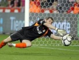 Casillas, elegido mejor portero del mundo en 2009