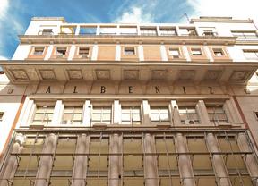 Recurrida la decisión de no declarar BIC el Teatro Albéniz