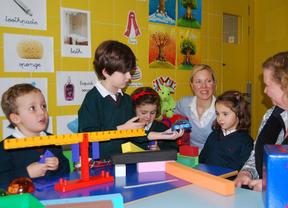 El centro Los Olmos, modelo para la educación infantil nórdica