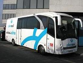 El Autobús de Calidad del Aire llega a Las Rozas