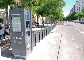 BiciMAD, el alquiler municipal de bicis, arrancará la próxima semana