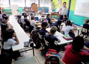 Alumnos o estudiantes de educación primaria