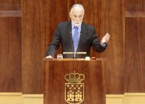 Luis de Velasco, portavoz de UPyD en la Asamblea de Madrid