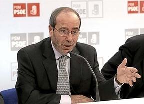El alcalde de Fuenlabrada, candidato de nuevo en 2015