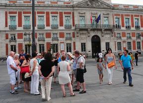 La Comunidad recibió más de 3,4 millones de turistas internacionales hasta septiembre