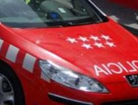 Seis detenidos en un robo con violencia en Móstoles