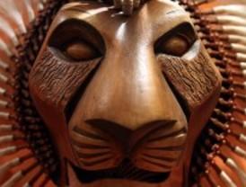 Una exposición revela los secretos del musical de 'El Rey León', que se estrena en octubre