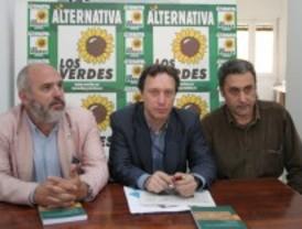 Los partidos verdes se unen para las autonómicas
