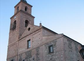 Iglesia de Santa María La Antigua de Vicálvaro.