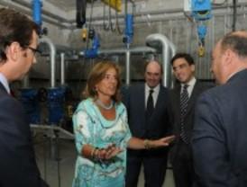 Listo el nuevo sistema de depuración de aguas de El Pardo