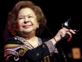 Muere la actriz Aurora Bautista