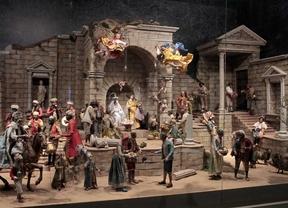El belén napolitano de los Duques de Cardona llega a Madrid