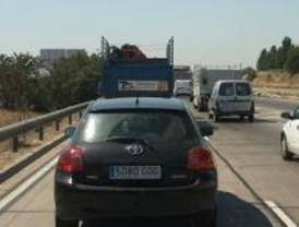 Vuelve la normalidad a las carreteras madrileñas