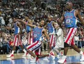 Los Harlem Globetrotters jugarán dos partidos de exhibición en el Teléfonica Arena