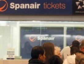 Spanair presenta un ERE y concurso de acreedores