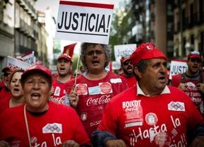 Coca-Cola solicita la mediación de Trabajo para entrar en la planta de Fuenlabrada