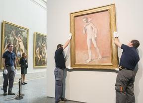 Picasso se hace un hueco en el Museo del Prado