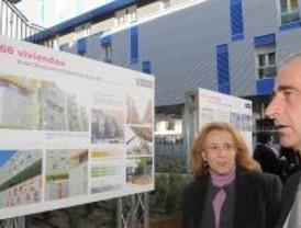 166 nuevos pisos protegidos en el Ensanche de Vallecas