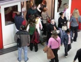 El transporte público de Madrid es