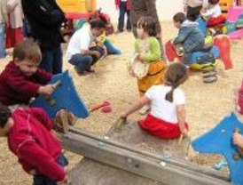 Uno de cada dos bebés, sin plaza en las escuelas infantiles públicas