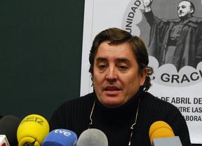 IU apoyará la candidatura de Luis García Montero a la presidencia regional