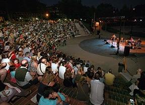 Cine y música al aire en las noches de verano de Las Rozas