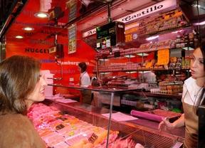 El mercado de San Pascual cumple medio siglo