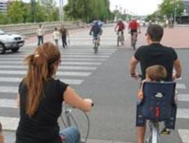 El Parque Juan Carlos I tendrá más bicicletas para alquilar