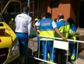 Fallecen dos obreros al caerse un andamio en Alcorcón