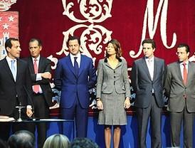 A once días de la dimisión de Aguirre, Madrid ya tiene nuevo Gobierno