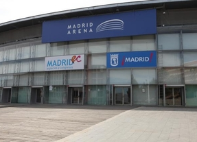 Entrada de Madrid Arena