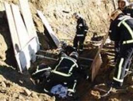 Dos muertos en sendos accidentes laborales en Parla y San Fernando