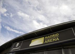 Pabellón Madrid Arena de Espacios y Congresos