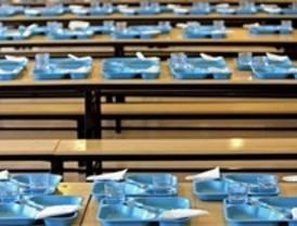 La Comunidad se plantea que los alumnos puedan comer de 'tupper' en los comedores escolares