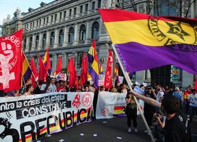 Delegación de Gobierno prohíbe la manifestación republicana que coincidía con la proclamación de Felipe VI