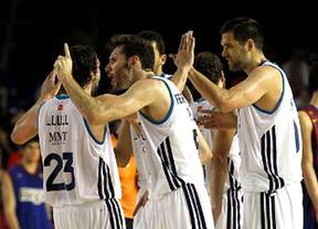 El Real Madrid busca reinar en el Palau