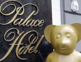 Diez osos eligen como guarida el Hotel Palace