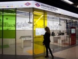 Metro estrena un Centro de Atención al Viajero en plaza de Castilla