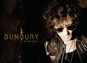 Bunbury estrena 'Despierta', un adelanto de su nuevo disco