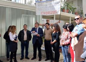 El PSOE denuncia el abandono a los vecinos de la EMVS