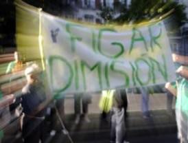 Figar se niega a convocar la mesa de Educación mientras siguen las protestas contra los recortes