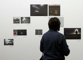 Exposición del festival Photoespaña, Trasatlantica: Latinoamérica es un pueblo al sur de Estados Unidos en la Casa de América.