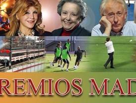 Especial: Los ganadores de los IX Premios Madrid